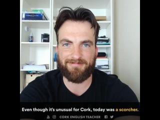 Instagram post by Cork English Teacher • Jun 17, 2017 at 7:23pm UTC