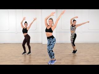 30-Minute Cardio-Dance modelFIT Workout
