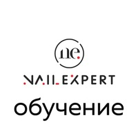 Логотип Nail Expert - учебный центр