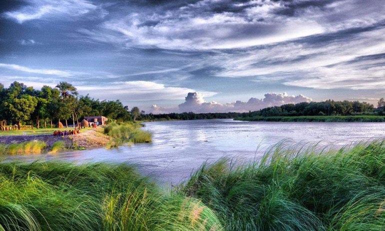 Озеро Бога в Бангладеш, изображение №1
