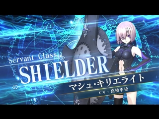 Mashu Kyrielite (Shielder) - Fate/Grand Order Arcade