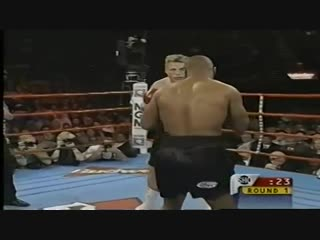 Mike tyson moments