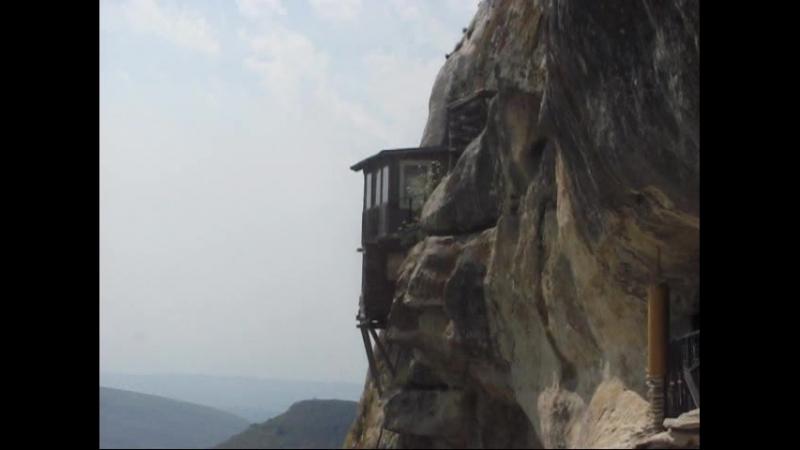 Мангупский Свято Преображенский мужской монастырь