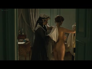 "Вера Фармига (Vera Farmiga nude scenes in ""The Vintner's Luck"" 2009)"