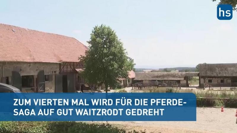 Ostwind - Aris Ankunft - So laufen die Dreharbeiten in Nordhessen.mp4