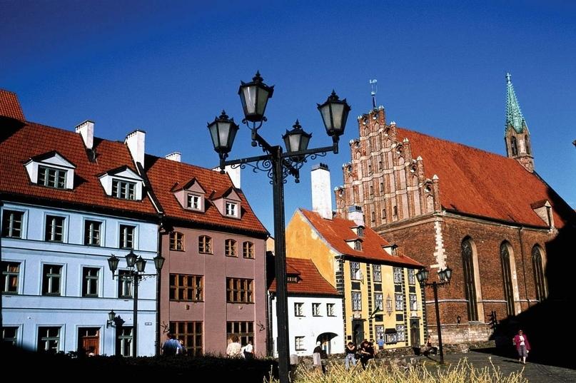 Страны мира — Латвия, изображение №5