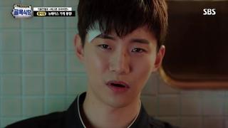 SBS [기름진 멜로x골목식당] - 백종원, 배고픈 프라이팬을 솔루션하다?! / 'Wok of love'x'Back