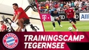 Training, Tests Tactics | FC Bayern's Trainingscamp at the Tegernsee