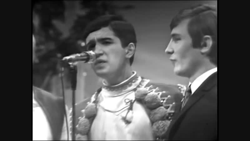 Червона рута - В.Зінкевич, Н.Яремчук, В.Івасюк (Песня 71) [HD 50FPS]