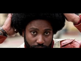 BLACKKKLANSMAN Extended Trailer Featuring PRINCES MARY DONT YOU WEEP