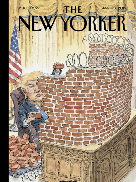 The New Yorker 01.28.2019