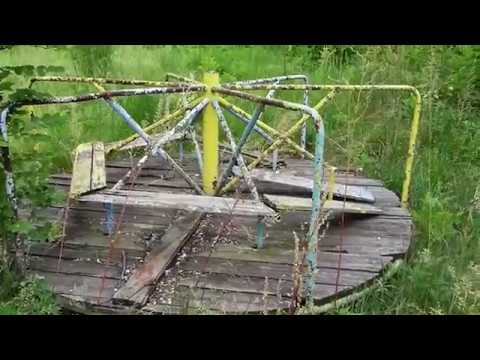 Заброшенный пионерский лагерь имени Сергея Тюленина