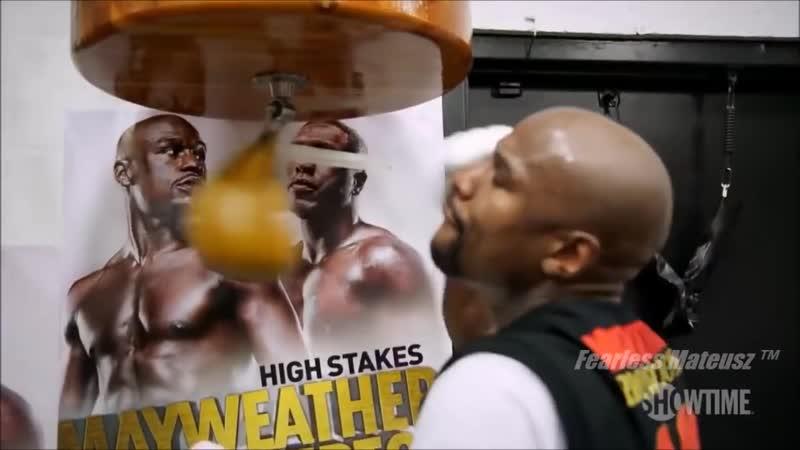 Training Motivation Floyd Mayweather Undisputed Undefeated HD