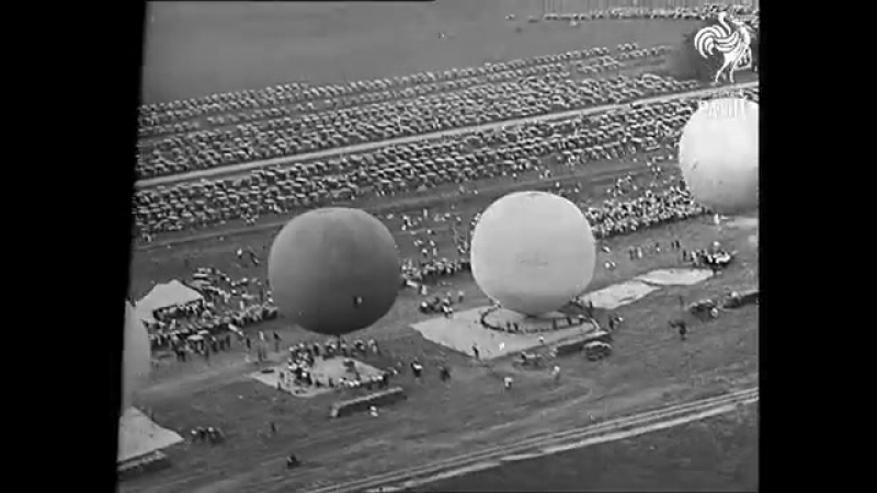 The Balloonists Derby 1930