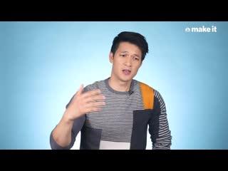 Harry shum jr on how lack of asian representation hurt his