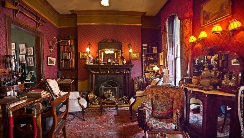 """Картинки по запросу """"1990 - В Лондоне открылся музей Шерлока Холмса."""""""