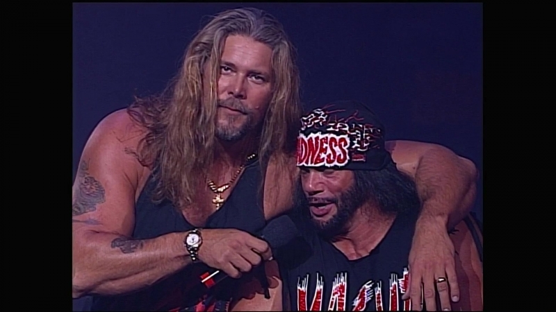 Wolfpac Theme Debut WCW Thunder May 27 1998