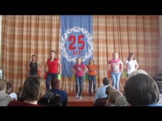 """гр. """"Ассорти"""" - танец с флажками (часть)"""