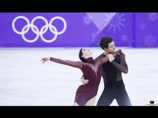 Тесса Вертью и Скотт Моир, Пхенчхан-2018