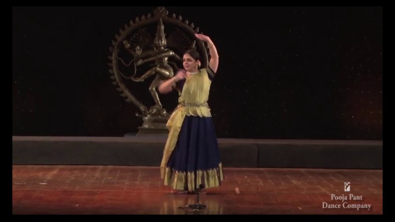 Excerpt from Tehreek a solo work by Pooja Pant Kathak Rivaayat 2018