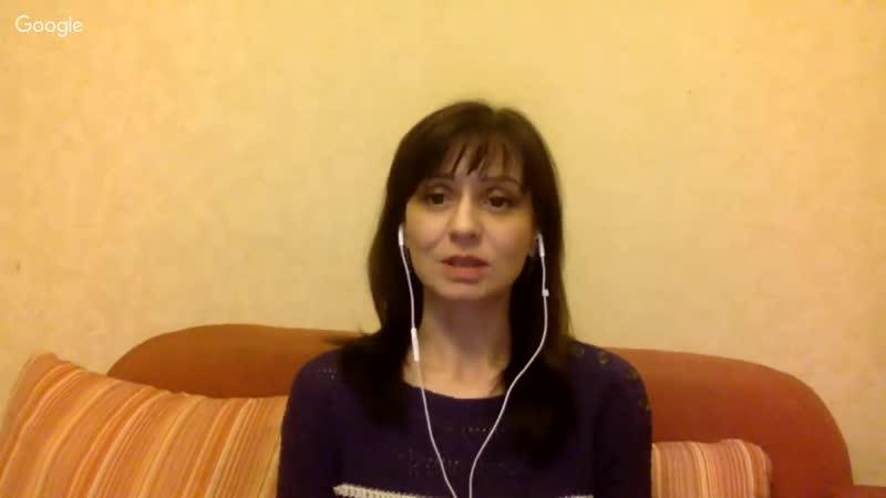 Отзыв Мелаевой Е.Б.об обучении в коуч-группе Анны Гальцевой » Freewka.com - Смотреть онлайн в хорощем качестве