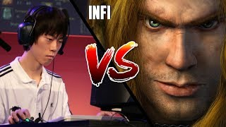 WC3: Moon (Night Elf) vs. Infi (Human) [BlizzCon 2010 LF G3] | Warcraft 3
