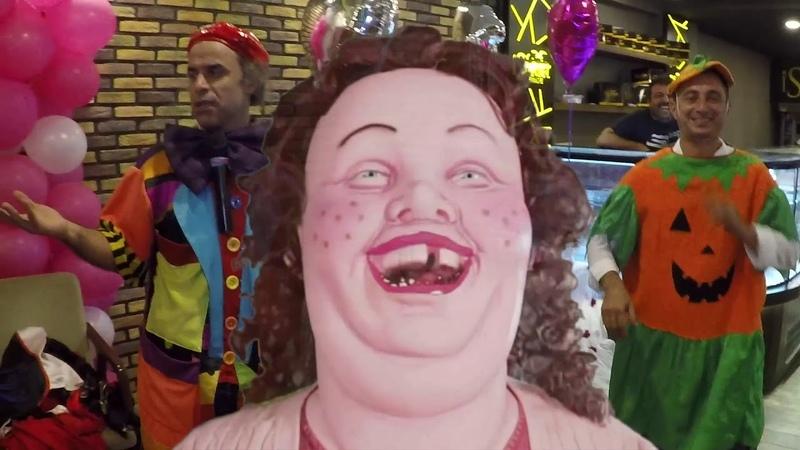Esila'nın 1. Yaş Günü | Birthday Party For Children | Komik Palyaço | Funny Clown Fiko for Kids