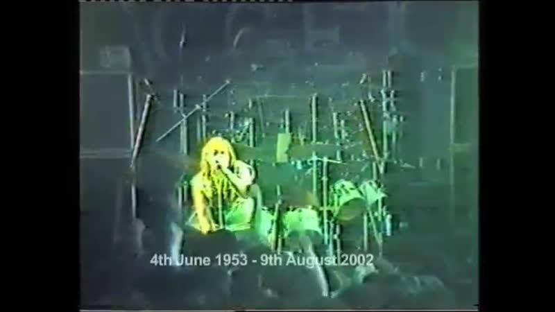 Samson Live in Germany 1983 ♣ ЮROCK