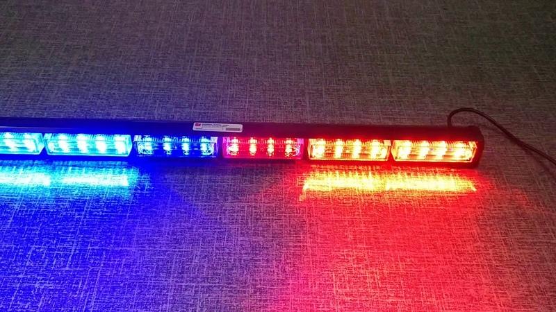 Фара вспышка LED315-6. 12-24 В. - Стробоскопы светодиодные.gv-auto.com.ua