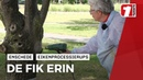 Attie 69 uit Enschede maakt korte metten met jeukrups 'Leer ze mores met mijn verfbrander'