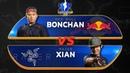 Xian (Ibuki) vs Bonchan (Karin) - Capcom Cup 2018 Top 8 - CPT2018
