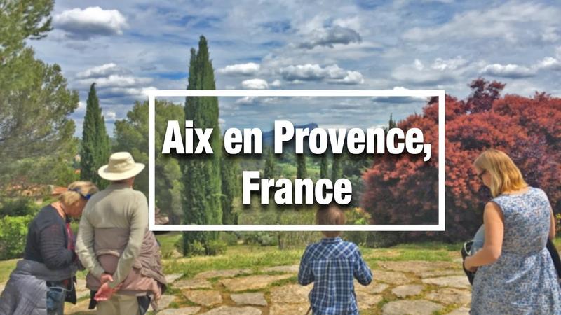 City Walks Aix En Provence France