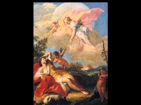 Cesti : Orontea, opera (Intorno all'idol mio e scena XVII)