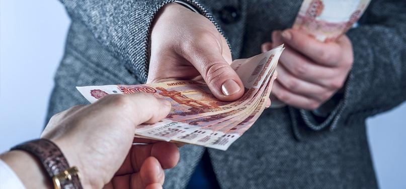 взыскание денег по долгам