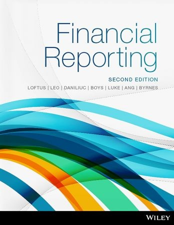 Financial Reporting 2nd Edition.st Financial Reporting.st Financial Reporting 2nd Edition