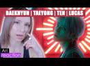 SuperM - BAEKHYUN | TAEYONG | TEN | LUCAS TEASER REACTION/РЕАКЦИЯ | KPOP ARI RANG