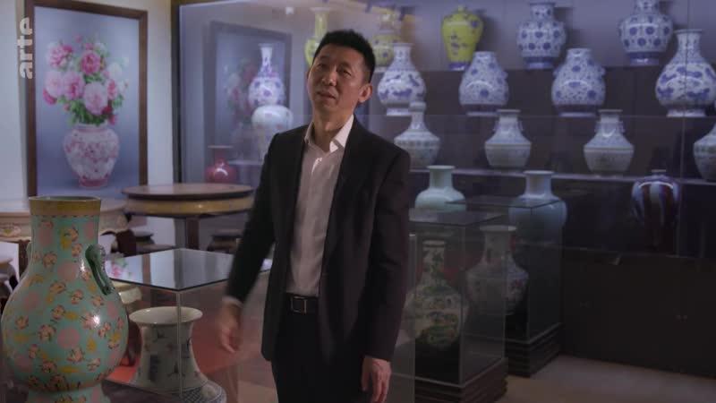 La frénésie des collectionneurs chinois