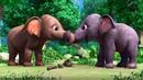 Маугли -Книга Джунглей - сезон 2 - сборник серий 51-52 –развивающий мультфильм для детей