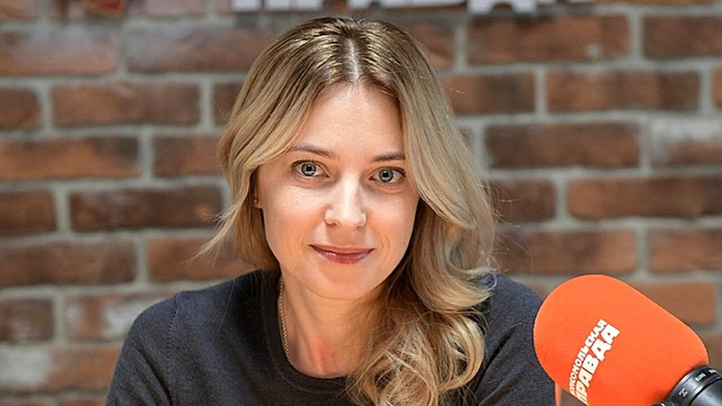 Наталья Поклонская: Решение о разводе я приняла сама