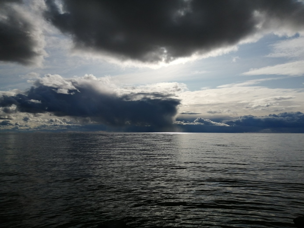 белое озеро липин бор