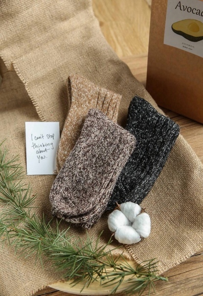 Каждый третий носок, который вы носите, произведен в китайском городе Датан  (пров