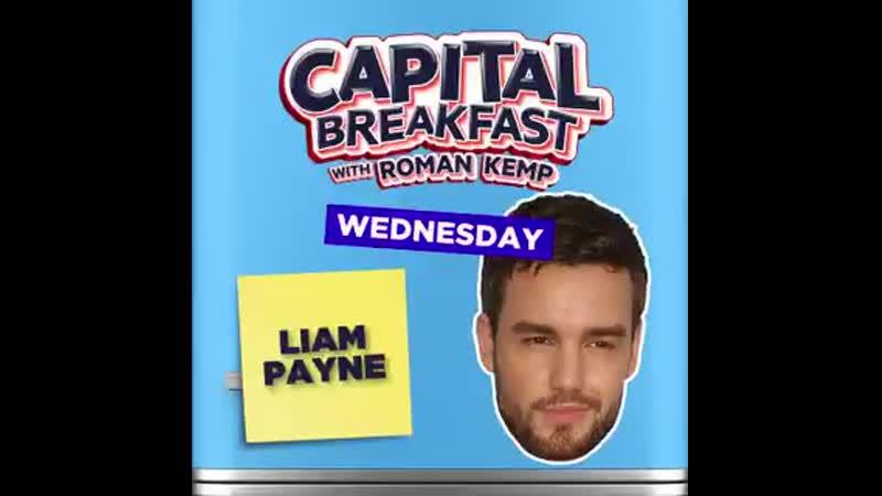 INFO L'interview enregistrée de Liam et @romankemp pour @CapitalOfficial sera diffusée demain matin. 18.09