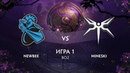NewBee vs Mineski Game 1 Group A The International 2019