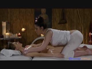 Elina De Lion and Marry Morrgan - Massage Rооms  New Porn, Sex, Lesbian, 2019, HD
