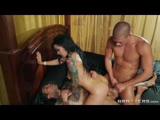 [brazzers] katrina jade katrina's private party [2019, anal, double penetration, threesome, 1080p]