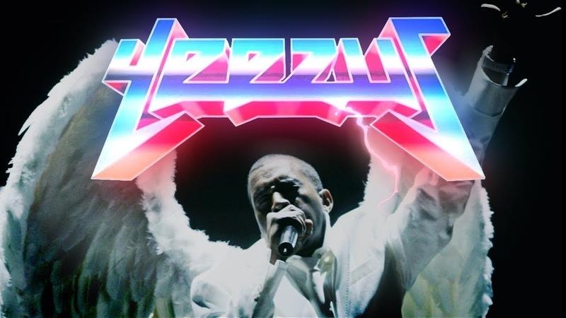 Kanye West как делался Yeezus Flowmastaz при участии EVERTHE8