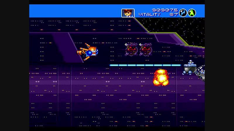 1-5 Gunstar Heroes: Space Assault