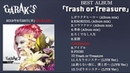 GARAK'S Best Album 「Trash or Treasure」