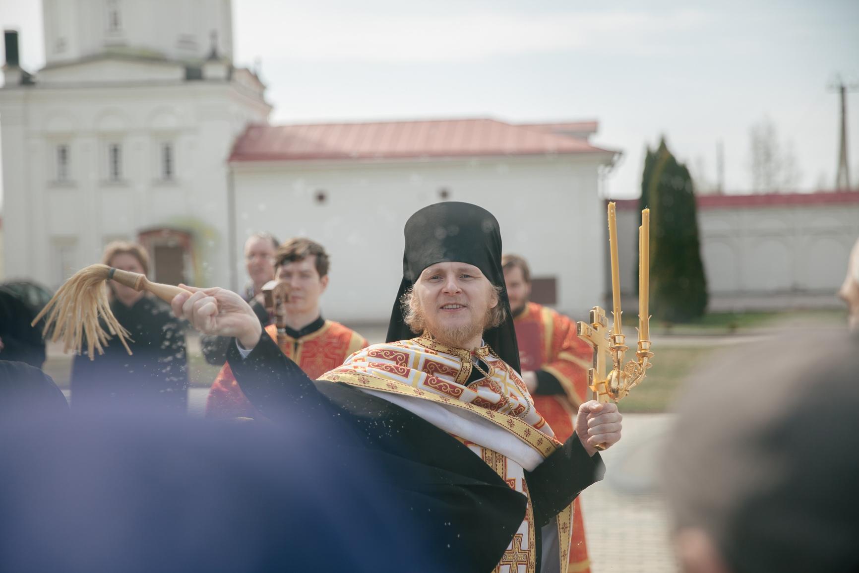 Варницкая обитель за торжественными богослужениями почтила память жен-мироносиц, изображение №7