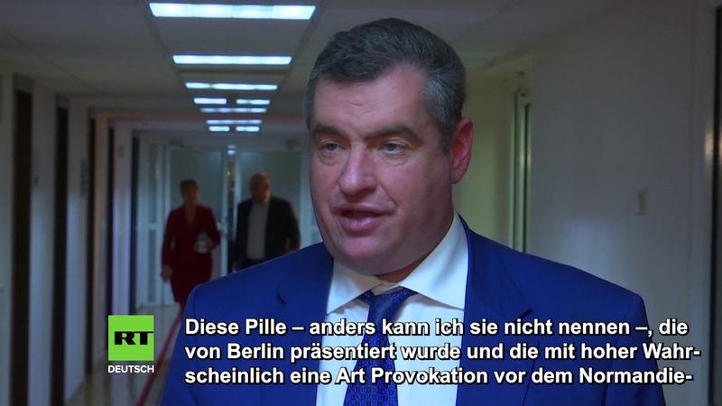 Russischer Vertreter zur Diplomaten-Ausweisung in Berlin Das erinnert an den Skripal-Fall